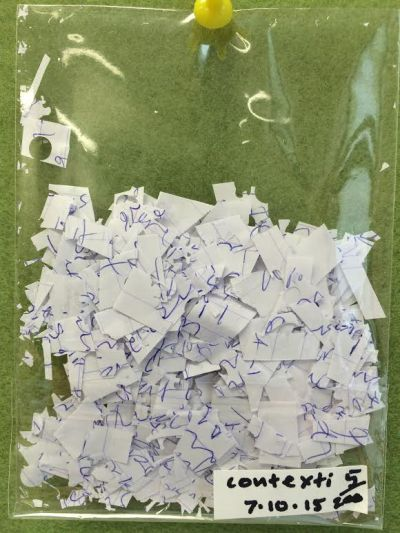 personal writing cut-up from 7.10.15